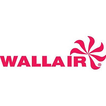 Wallair 20100287 Radial extractor 230 V 1120 m ³/h 25 cm