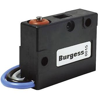 Burgess Microswitch V3SY1UL 250 V AC 5 A 1 x On/(On) IP67 momentary 1 pc(s)