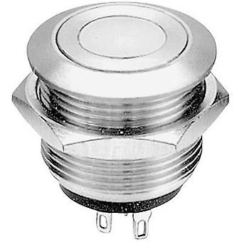 APEM AV09C7L3D2001 Tamper-proof pushbutton 24 V AC 0.05 A 1 x On/(On) momentary 1 pc(s)