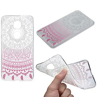 Henna cover for LeEco Le Pro 3 case protective cover silicone Sun white