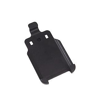 Pack 5 - funda Clip cinturón giratorio para Pantech Slate C530 - negro