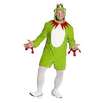 Kikker, kikker algemene kikker kostuum kikker dierlijke kostuum kostuum voor mannen