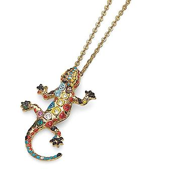 Oliver Weber Chain Gaudi Drac Small Gold Multi