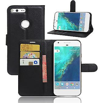 Wallet Case Google pixel zwart
