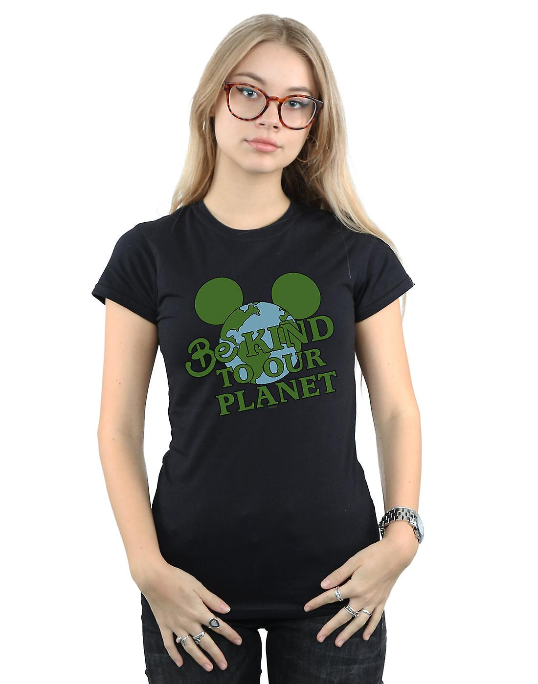 Disney Women's Mickey Mouse Be Kind T-Shirt