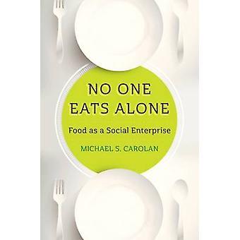 Niemand isst allein - als soziales Unternehmen von Professor Michael S
