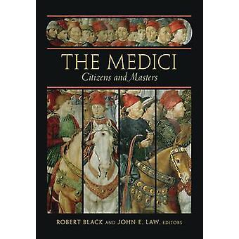 Medici - borgere og Masters af Robert Black - 9780674088443 bog