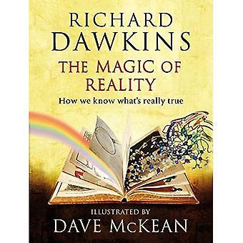 Todellisuudessa taika: miten me tiedämme, mikä on todella totta