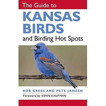 The Guide to Kansas Birds and Birding Hot Spots
