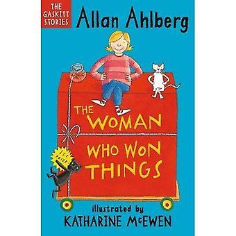 De vrouw die Won dingen