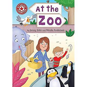 Champion de lecture: au Zoo: indépendant de lecture rouge 2 (Champion de la lecture)