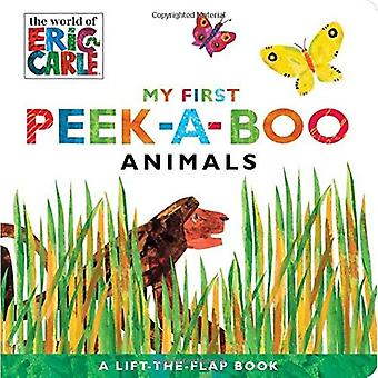 Mes premiers animaux de Peek-A-Boo (monde d'Eric Carle) [cartonné]