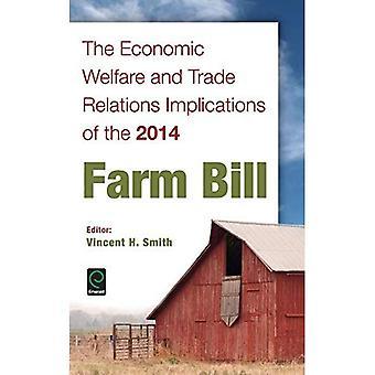 Den ekonomiska välfärden och förbindelserna handelskonsekvenser av 2014 Farm Bill