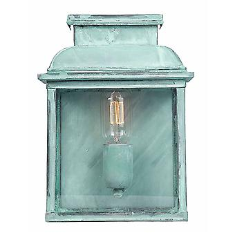 Old Bailey Wall Lantern Verdi - Elstead Lighting
