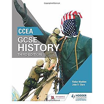 CCEA GCSE historie tredje utgaven av Finbar Madden - 9781471889721 bok
