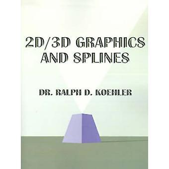 2D3D grafik og Splines A grafisk System og kildekoden af Koehler & Ralph D.