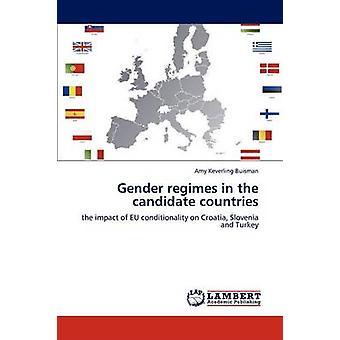 Kön regimer i kandidatländerna genom Keverling Buisman & Amy