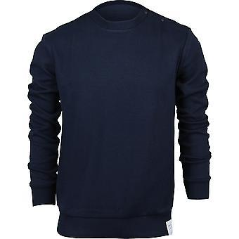 Quiksilver Mens Quikbond Crew Neck tröja - Navy Blazer