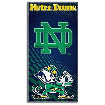 Notre Dame Fighting Irish NCAA Northwest Beach Bath Towel