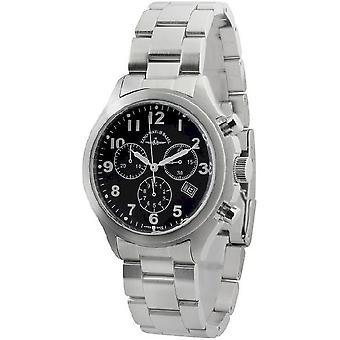 Zeno-horloge mens watch Aviator chronograaf 926Q-a1M
