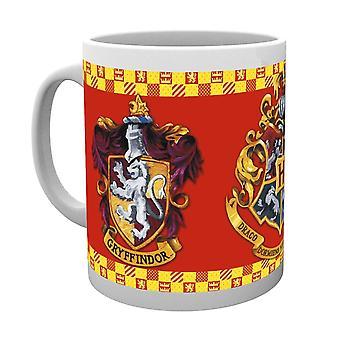 Harry Potter Tylypahkan House Crest Mukit