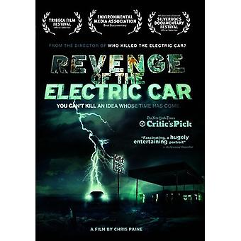 Revenge of the Electric Car [DVD] USA import