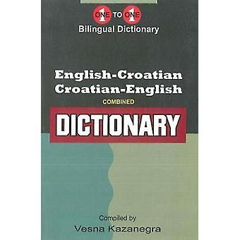 English-Croatian & Croatian-English One-to-One Dictionary - 2017 b