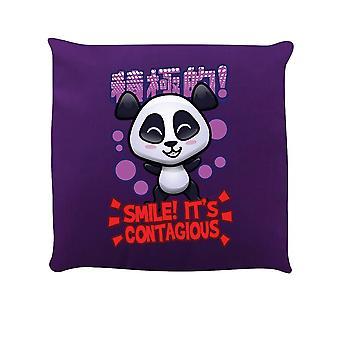 Handa Panda Smile Cushion
