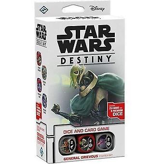 General Grievous Starter Set - Star Wars Destiny Card Game