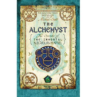 The Alchemyst by Michael Scott - 9781417828623 Book