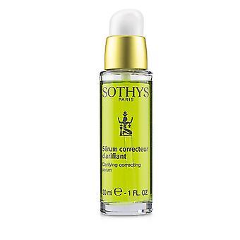 Sothys afklaring korrigere serum-30ml/1oz