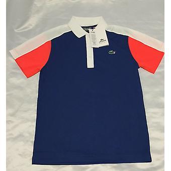 Camisa Polo Lacoste Sport Ultra seco de los hombres - DH1333-UBA