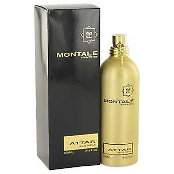 Montale Attar by Montale Eau de Parfum Spray 3,3 oz (naiset) V728-518261