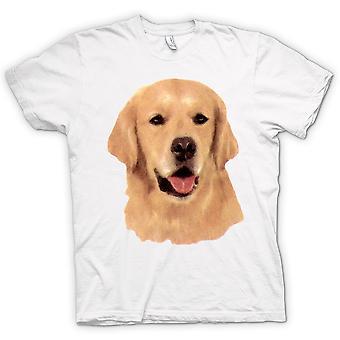 Mens T-shirt - Golden Retreiver - Hund