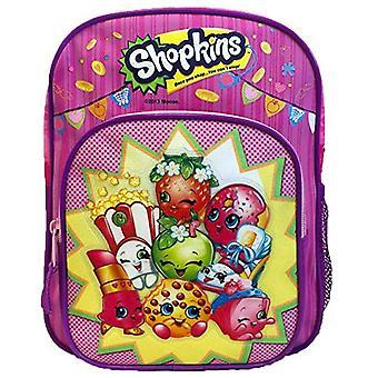 Mini Backpack - Shopkins - Pink Group 10