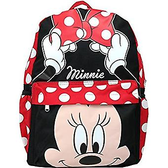 Backpack - Disney - Minnie Mouse - Face Dot/Bow New 125592