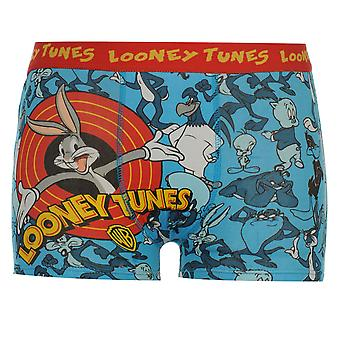 Warner Brothers Kids Boys Looney Tunes Single Boxer Shorts Underwear Infant