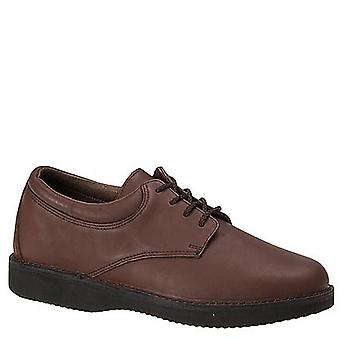 Dressabout Mens Oxford Leather Lace Up Dress Oxfords