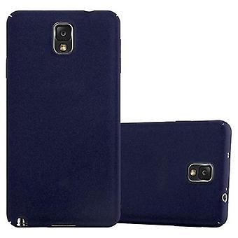 Cadorabo Hülle für Samsung Galaxy NOTE 3 Case Cover - Hardcase Handyhülle aus Plastik gegen Kratzer und Stöße – Schutzhülle Bumper Ultra Slim Back Case Hard Cover