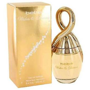 Bebe Wishes & Dreams By Bebe Eau De Parfum Spray 3.4 Oz (women) V728-502082