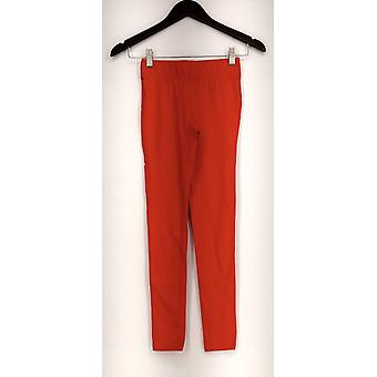 Slimming Options for Kate & Mallory Pants For Shape Control Orange A408576