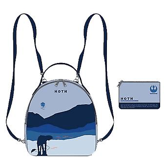 Star Wars Hoth Limited Edition Mini Backpack with Pouch