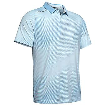 Under Armour Mens Iso-Chill Drop Zone Polo Shirt