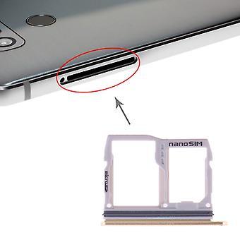 Sim cartões titular para LG G6 bandeja de cartão de ouro peça de reposição de reparação de trenó