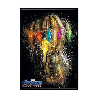 Avengers Endspiel Infinity Gauntlet Magnet