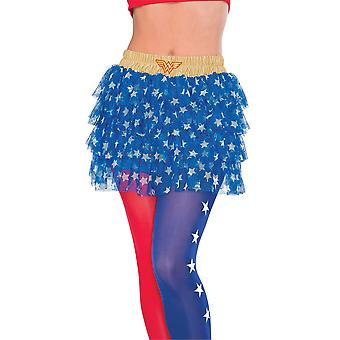 Wonder Woman Rock blau
