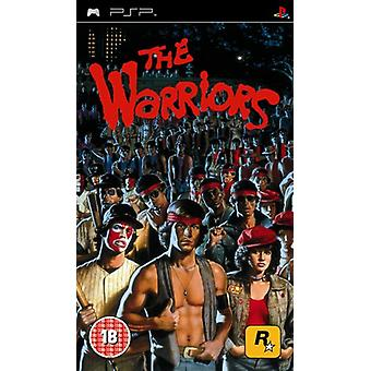 The Warriors (PSP)-ny