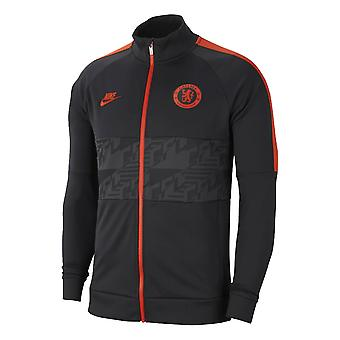 2019-2020 Chelsea Nike I96 Jacket (Anthracite)