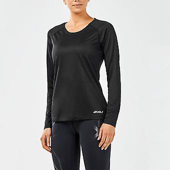 2XU X Vent Long Sleeve Women's Running Top