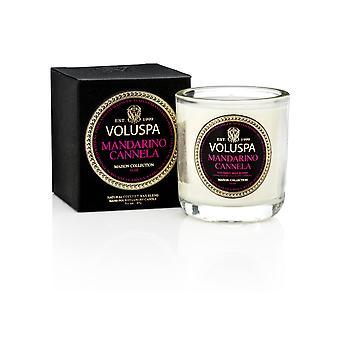 Voluspa Classic Maison Boxed Votive Candle Mandarino Cannela 85g